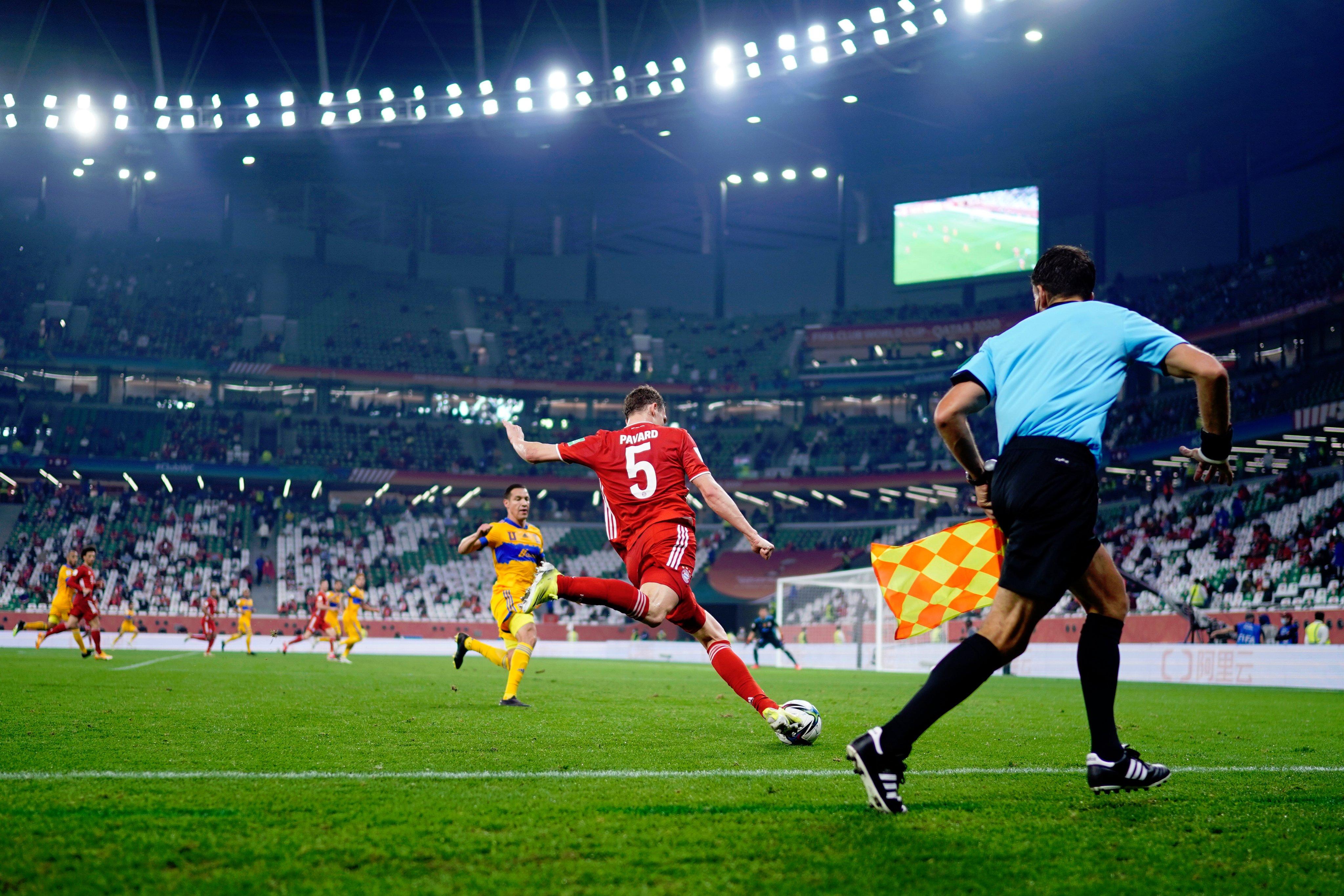 Бавария - УАНЛ Тигрес 1:0. Чемпионы Европы = Чемпионы мира - изображение 2