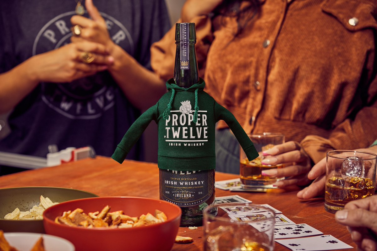Replying to @ProperWhiskey: Game night or fight night, make sure you've got lots of Proper on hand this weekend #OneForAll