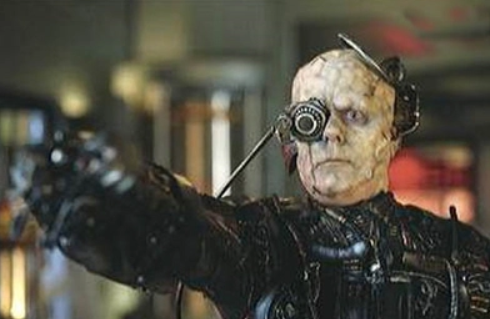 Important message from GOP Borg spokesperson, Lindsay Graham (below) IMPEACHMENT IS FUTILE AMERICA IS DEAD, PREPARE TO BE ASSIMILATED #ConvictTrump