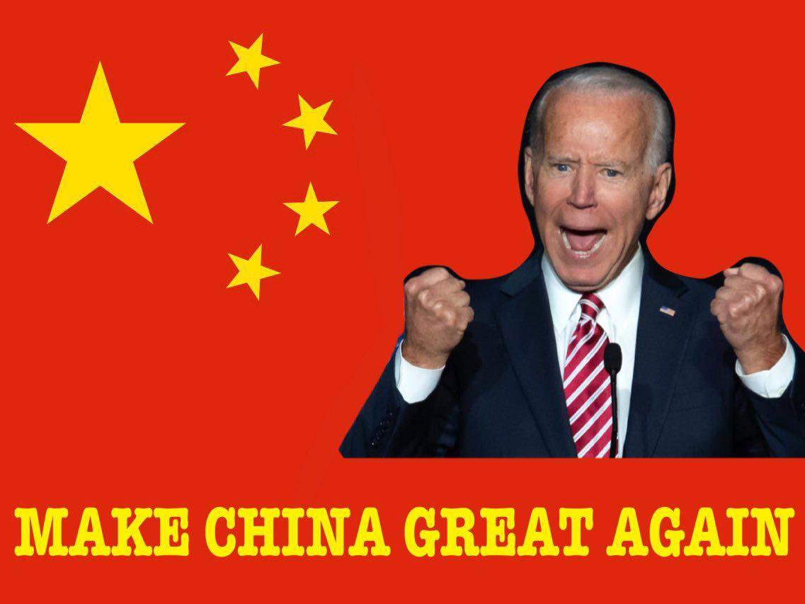 Beijing Biden defends China treatment of Uighurs and human rights violations and genocide