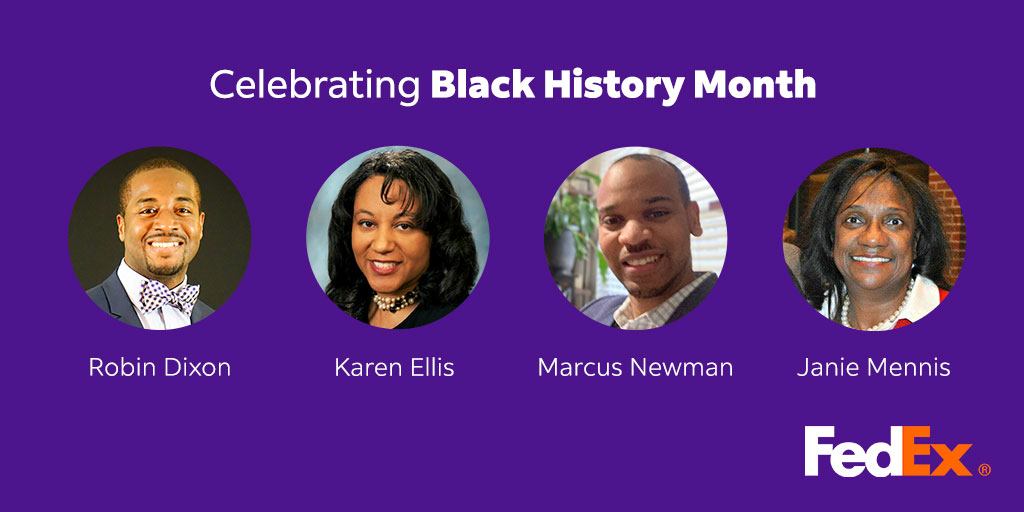 In celebration of #BlackHistoryMonth, we're honoring team members who have helped inspire change and hope in their communities. Read their stories: