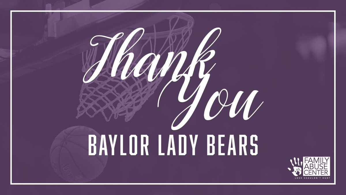 On cold days like today, we're especially grateful for the coats that @BaylorWBB donated to our clients! Thank you, Lady Bears! #SicEm #MLKDayofService 🏀