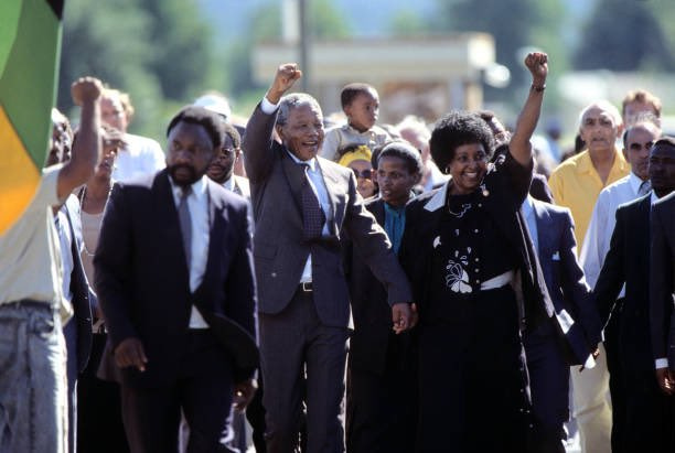 On this day, in 1990, Nelson Mandala was released from prison after 27 long years. What a man, what a life and what a legacy he left for all of us