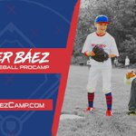 Registration for my 2021 Youth Baseball @ProCamps is now open! Teaching campers is always a highlight of my summer and I can't wait to get back out there with everyone. We have a limited number of spots available this year. Sign up early at https://t.co/RXbJ45HOPh! #ElMago 🎩⚾️