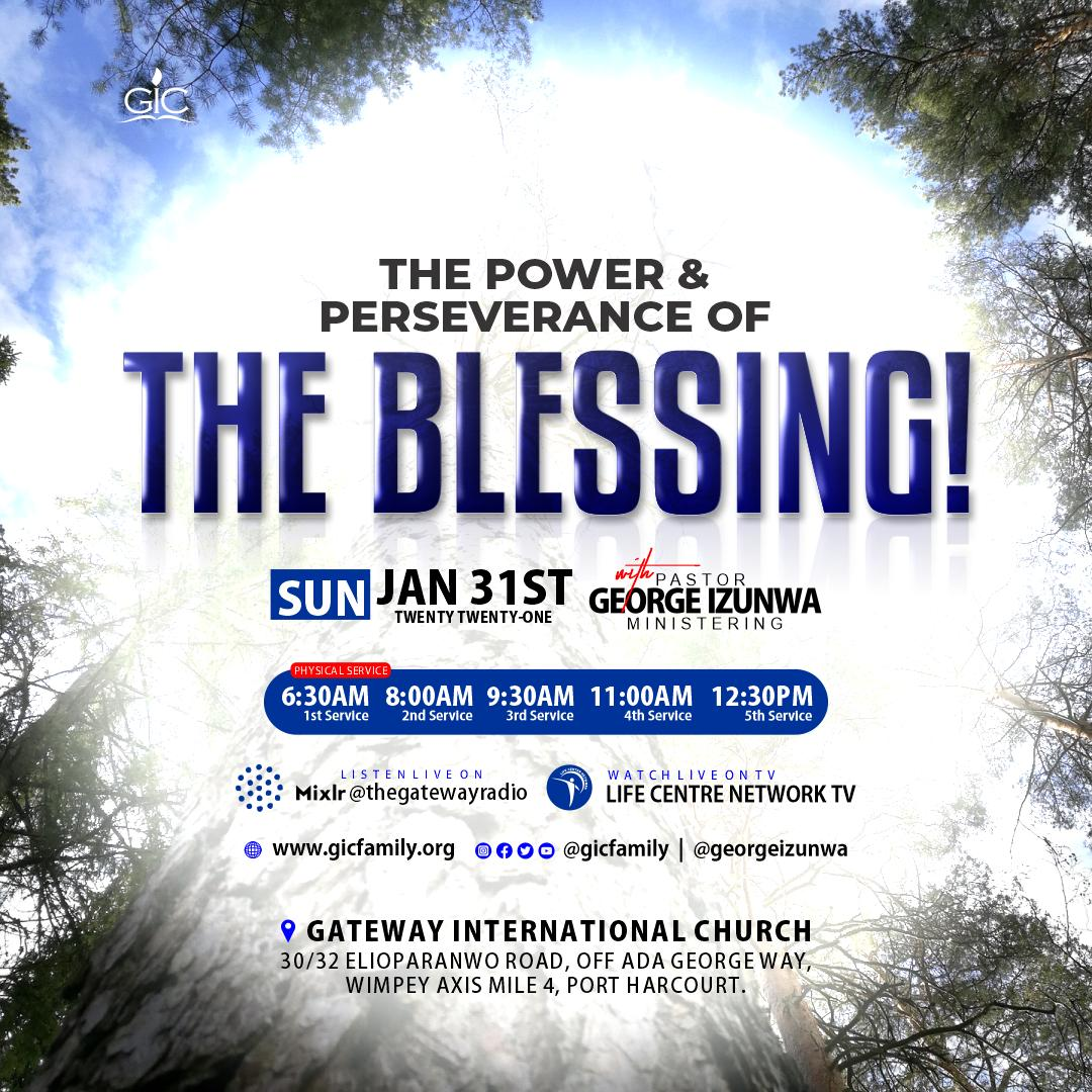 So #J2PG2021 ends tomorrow with the blessing at #gicfamily #pastor @georgeizunwa