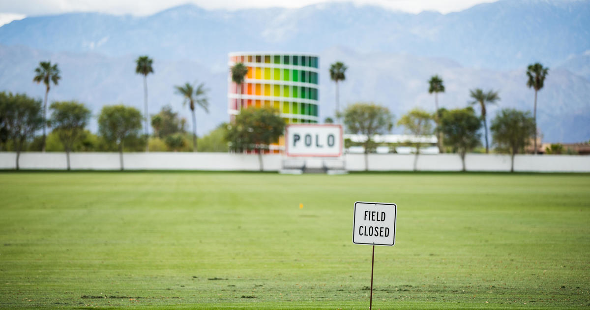 Coachella and Stagecoach music festivals canceled due to COVID-19 for a second year - CBS News