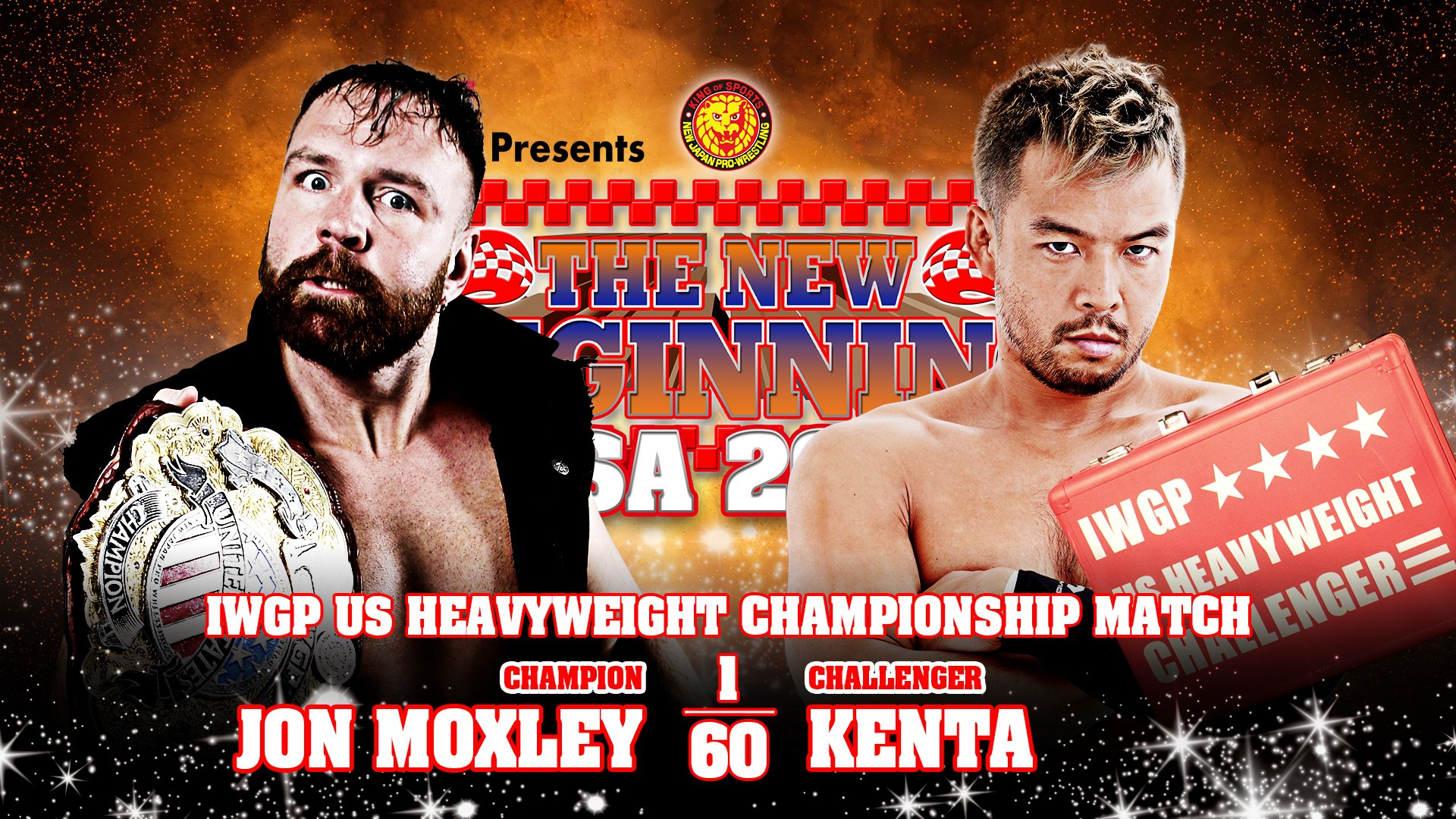 NJPW Announces KENTA Vs. Jon Moxley Will Take Place Next Month
