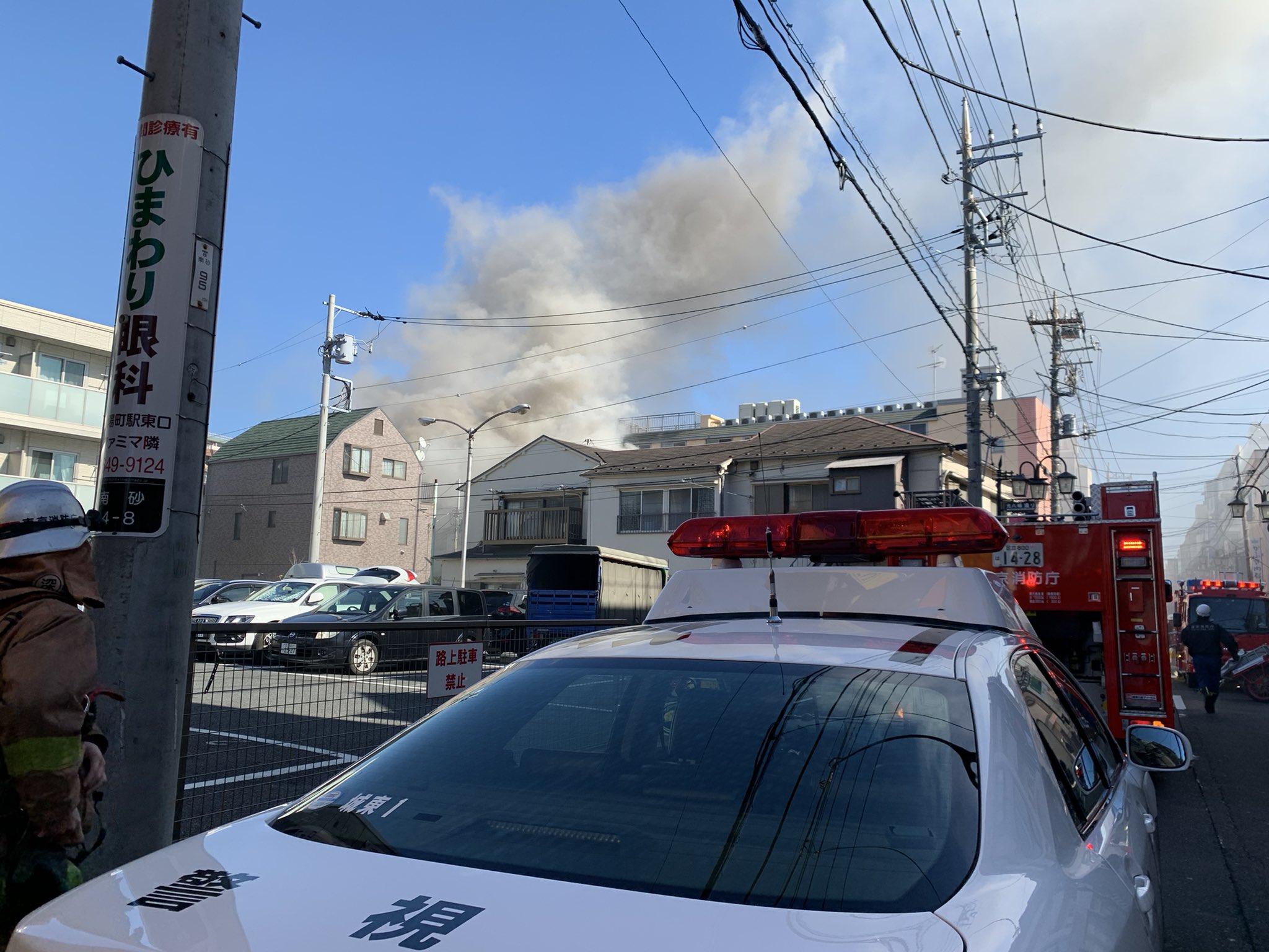 画像,南砂4丁目 火災 https://t.co/BIOSyQnSX9。