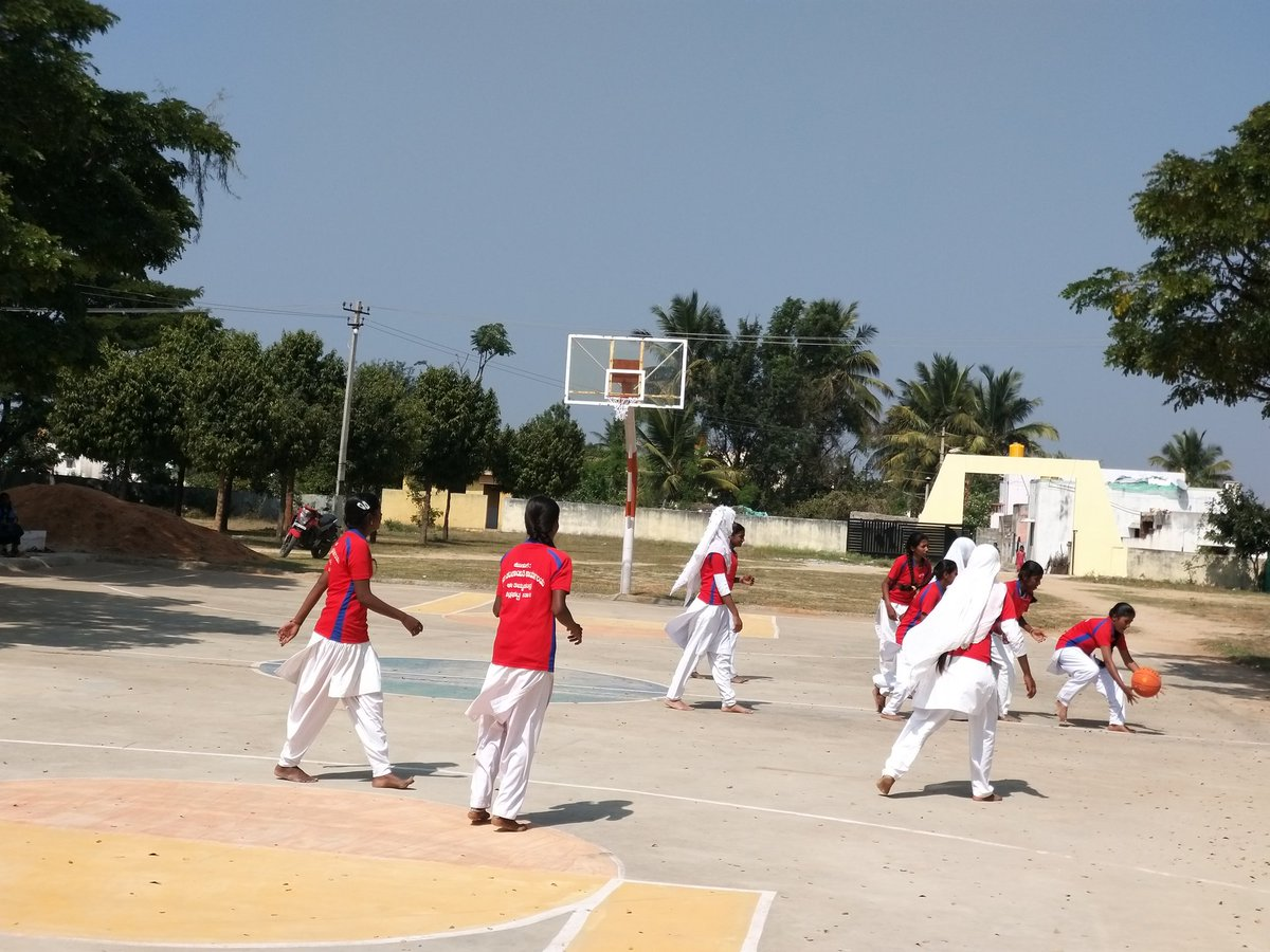 #NationalGirlChildDay2021  #basketball  #ethimmasnadragp
