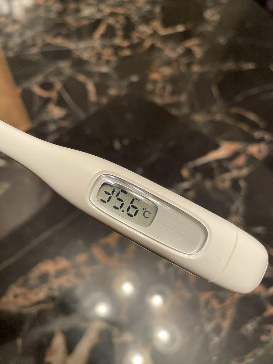 体温 が 低い 頭痛