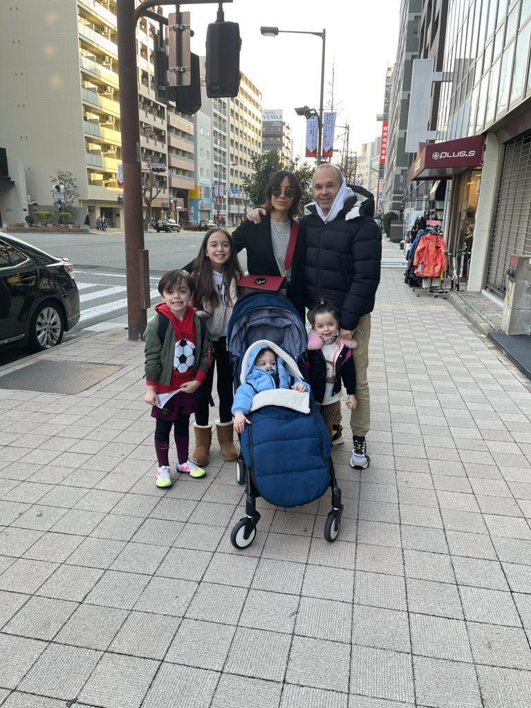 Family time por Kobe ❤️#ravapas💫  神戸でファミリータイム ❤️