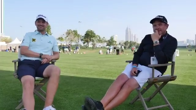 In our second episode of Knowing Me, Knowing You, we catch up with @BWiesberger and @JamieLaneGolf 👌  #ODDC #MadeForGreatness #TimeToMakeHistory