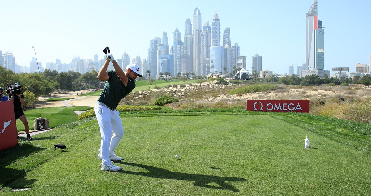 Loved watching the @OMEGAGolfDubai this week, such a great tournament ! Thanks @omegawatches . Hope to be back to Dubai soon  #ODDC #MadeForGreatness #TimeToMakeHistory