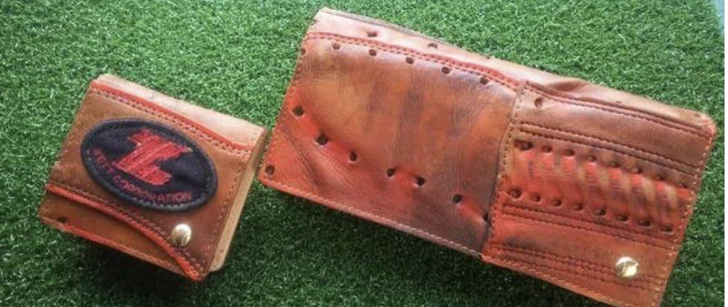 ラジオ、voicy更新しました思い出のあのグローブを野球財布へ再生させるワタナベ皮革工芸 - #Voicy