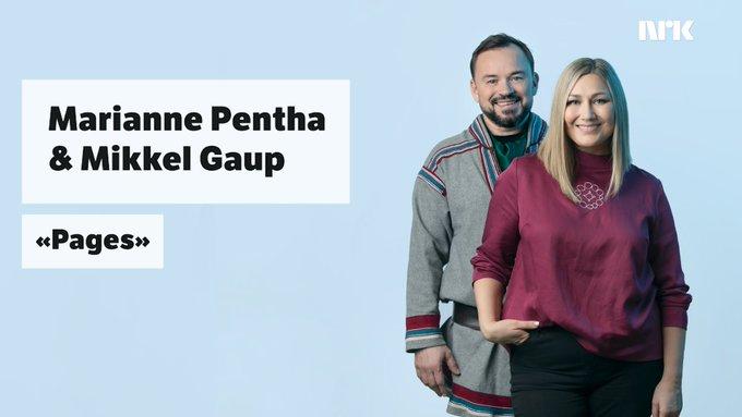 arianne Pentha & Mikkel Gaup