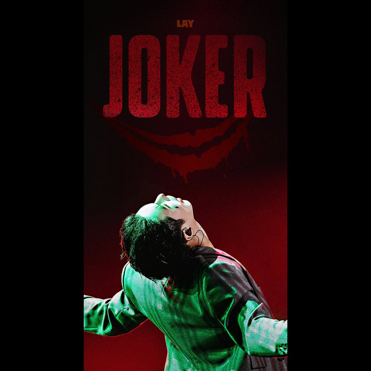 I am glad to announce my single JOKER is out now! I'm so happy I can share it with you all^^ LINK TO LISTEN: LAY.lnk.to/Joker