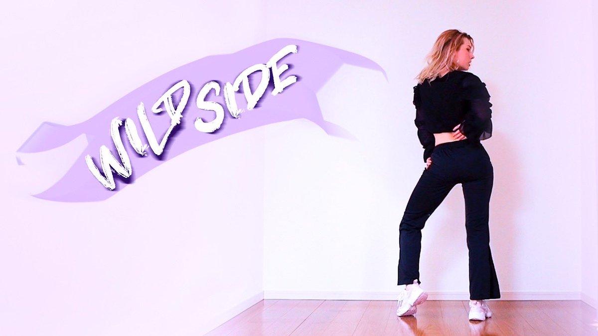 Huomenta! Nyt löytyy meitsinkin Collapopin soolotanssi youtubesta! 👀 (Ainakin toivon niin, täällä Japanissa tää ei valitettavasti näy 🙈) ↓↓↓【LINNI】Wild Side を踊ってみた 【Beastars OP dance cover】