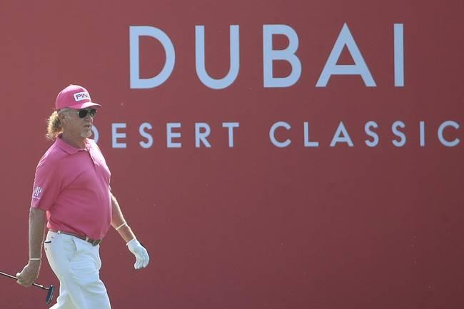 Así se repartieron los 2.675.000 euros del Omega Dubai Desert Classic, donde todos percibieron un cheque. Solo el español Eduard Rousaud y del local Shergo Al Kurdi se quedaron sin bonificación en el evento dada su condición de jugadores amateurs #ODDC