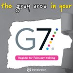 Image for the Tweet beginning: Registration is Open for G7