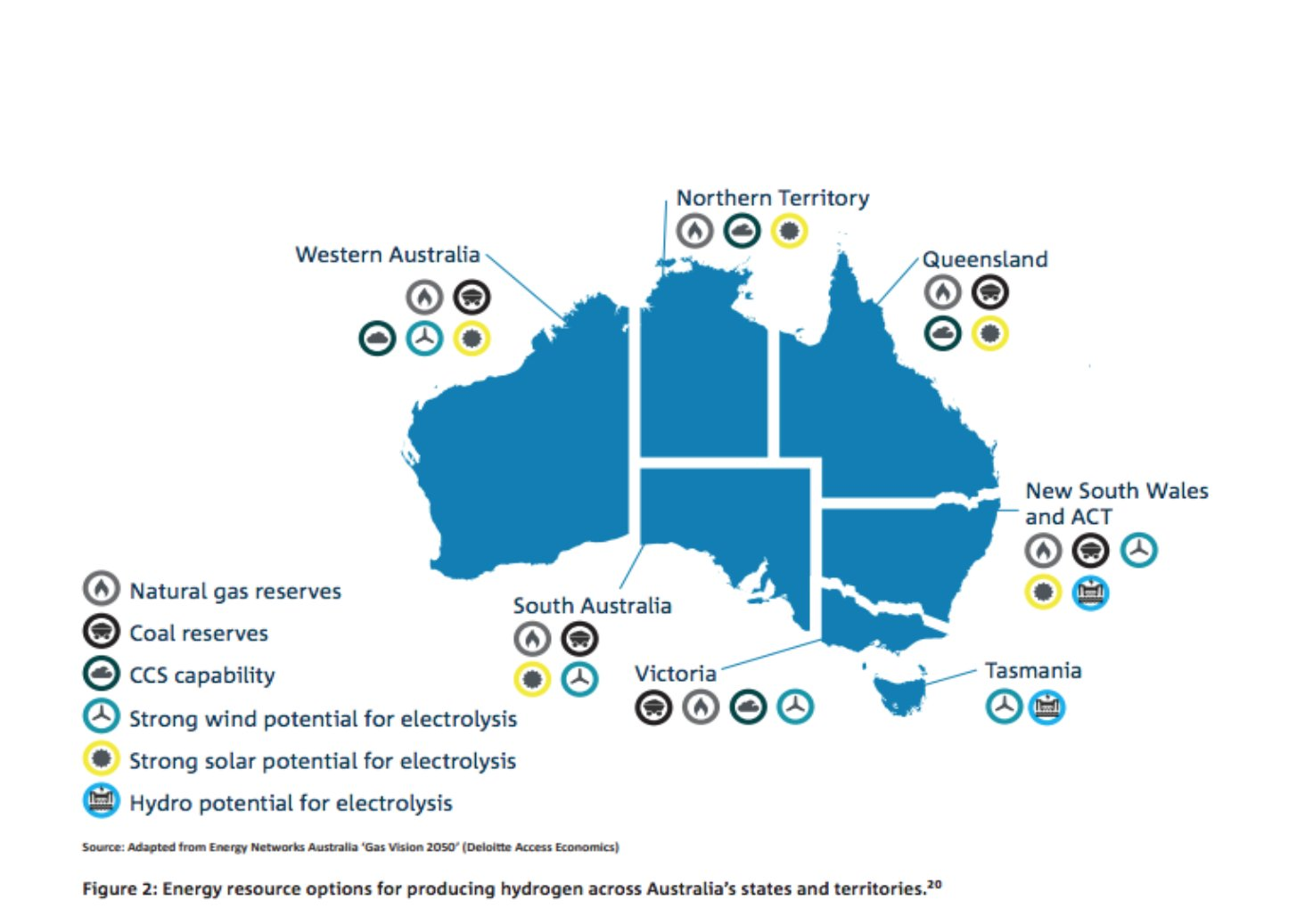 PRNewswire: Australian-wide network of game-changing hydrogen technology clusters unveiled.