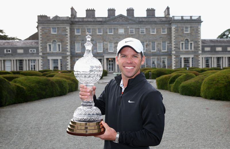 Our congratulations to 2013 @DDFIrishOpen winner @Paul_Casey on his magnificent win in @OMEGAGolfDubai over the weekend and the 15th European Tour victory of a stellar career 👏🏆  #ODDC #Golf