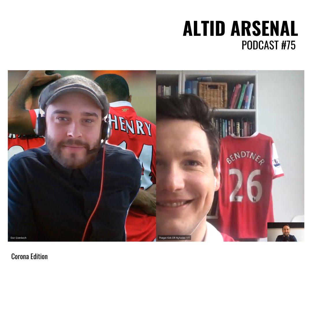 Ny omgang Arsenal-sna(c)k i din lokale lydkiosk.🤤  På programmet: 🆚 #SOUARS  🆚 #ARSMUN  ✍🏻 Ødegaard-lejeaftale  Gæster: @dangronbech og @thogerkirk.  Podcasten laves sammen med @ArsenalDenmark.  #AltidArsenal #ArsenalDenmark