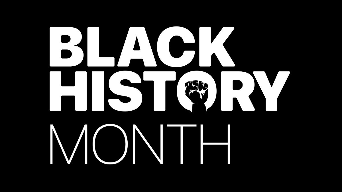 HAPPY BLACK HISTORY MONTH! #BlackHistoryMonth #BLM #BlackLivesMatter #BlackGirlMagic #BlackGirlsRock #history #February #February2021 #CelebratingAmerica