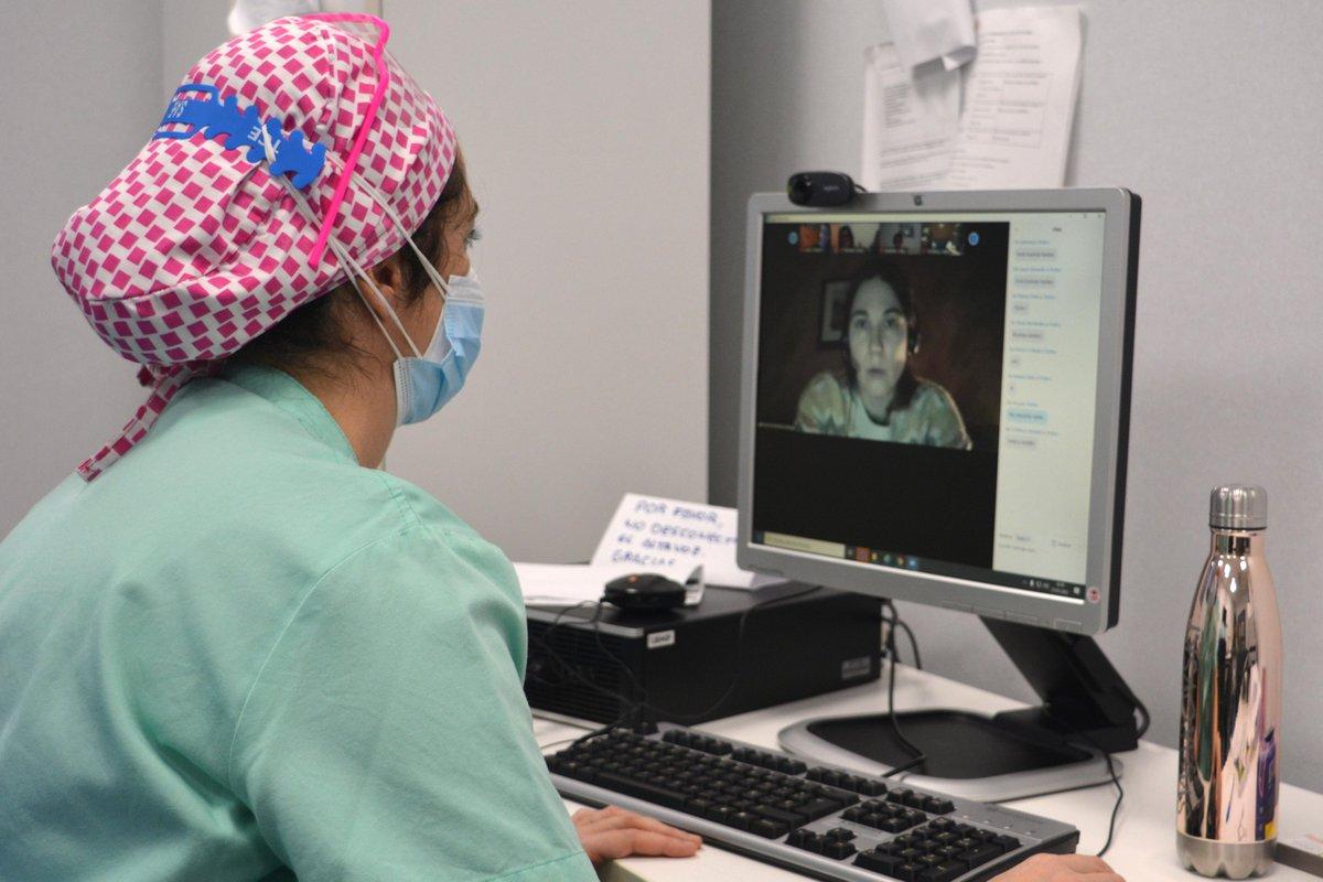 Foto cedida por Hospital de Torrejón