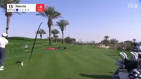 @EuropeanTour: Sergio's amazing drive on 13 gets better every time you watch it 😮  #ODDC  #EuropeanTour