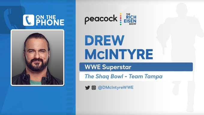 Drew McIntyre Recalls Original WWE Gimmick Before Becoming The Chosen One