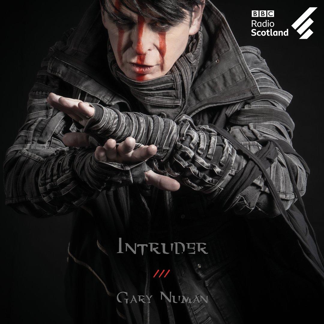 Thank you @billysloanshow for giving my new single Intruder a spin on @BBCRadioScot GaryNuman.lnk.to/IntruderSingle…