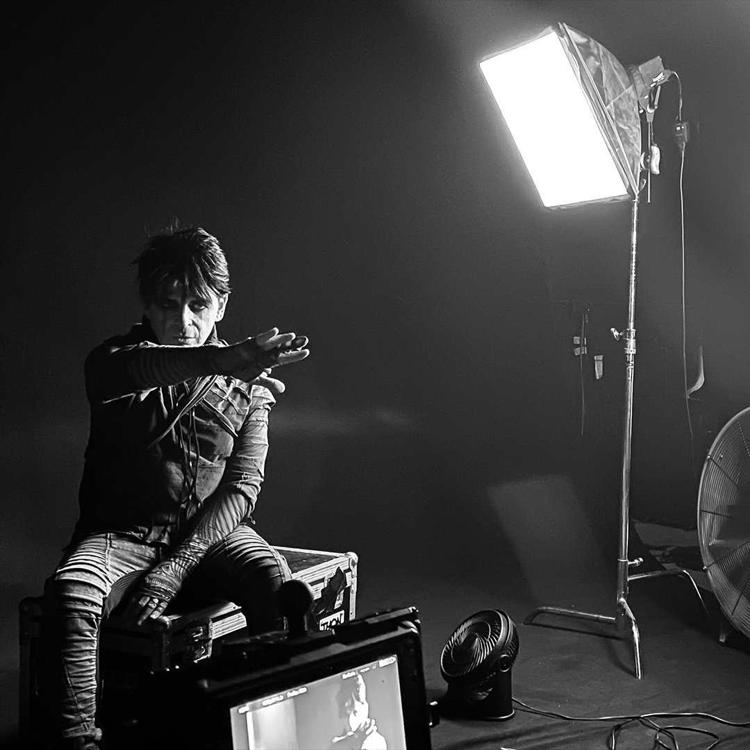 Behind-the-scenes of the 'Intruder' official video Watch the video here: GaryNuman.lnk.to/IntruderVideoTW