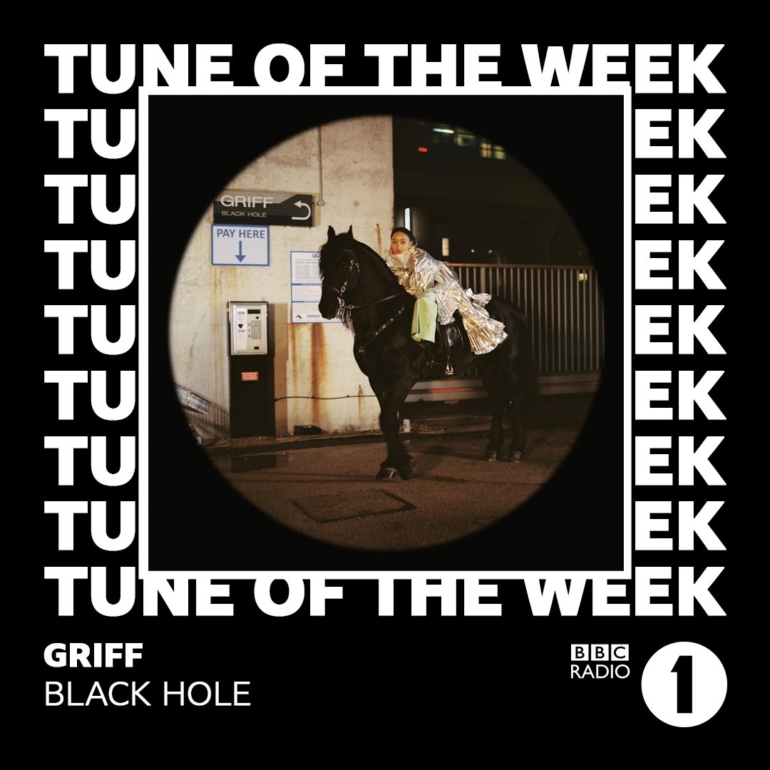 Thankyou @claraamfo for making black hole your tune of the week!!!!