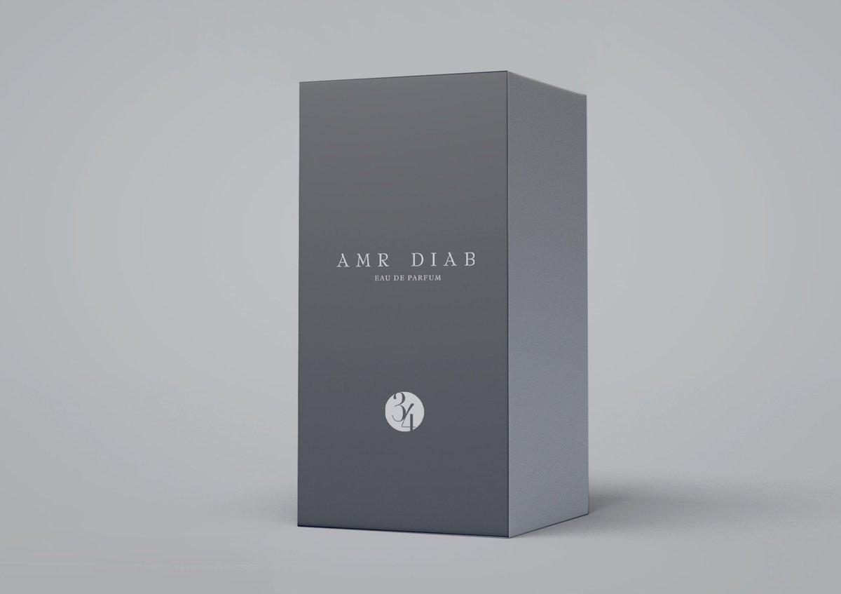 Amr Diab Eau De Parfum, Coming Feb 22
