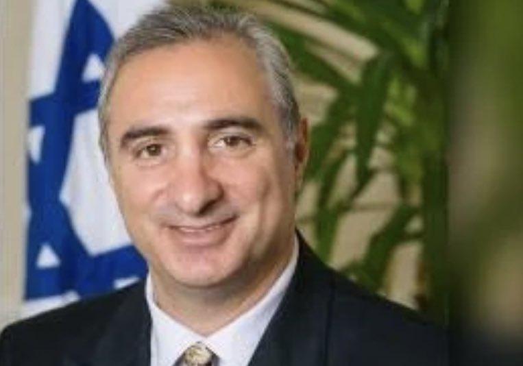 اكد القائم باعمال السفارة الاسرائيلية في ابو ظبي في تصريح ل@wamnews أن الممر الجوي أدى لشحن البضائع في غضون ساعات، اما م…