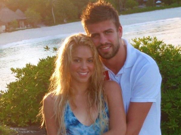 Happy Birthday Shakira & Gerard Piqué