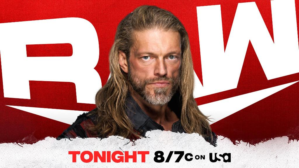 Title Match, Edge Segment and More Announced for RAW