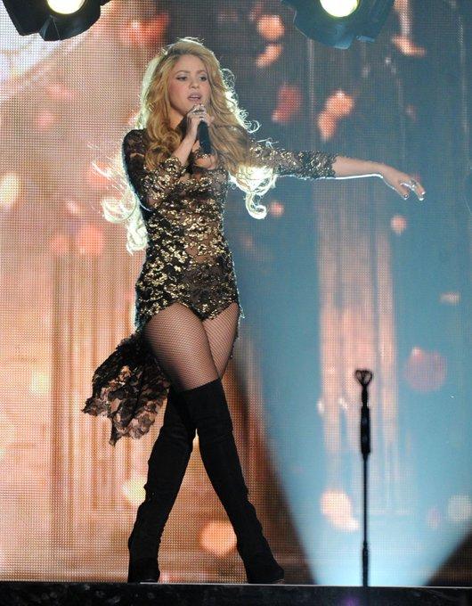 Happy Birthday to Shakira     Who is 44yo today