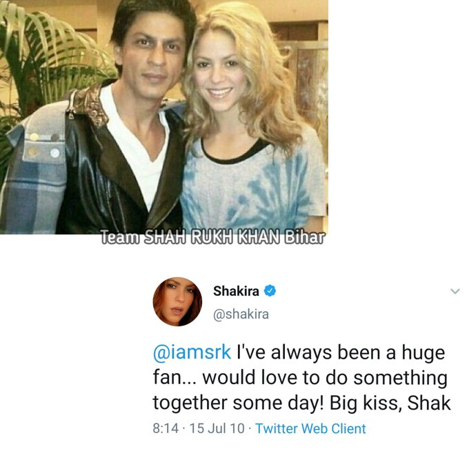 Happy Birthday Shakira Stay Blessed and Happy