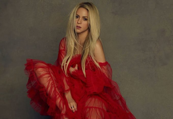 Happy birthday to Colombian pop superstar and Queen of Latin Music, Shakira!