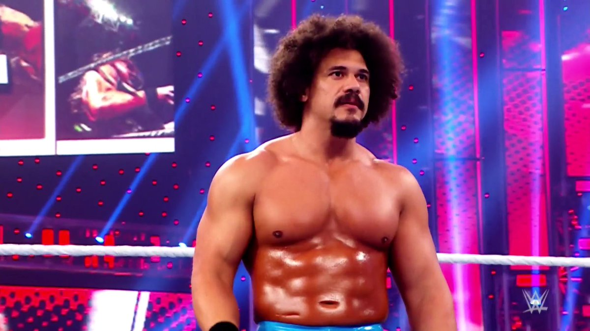 Exclusive News On Carlito's Status With WWE