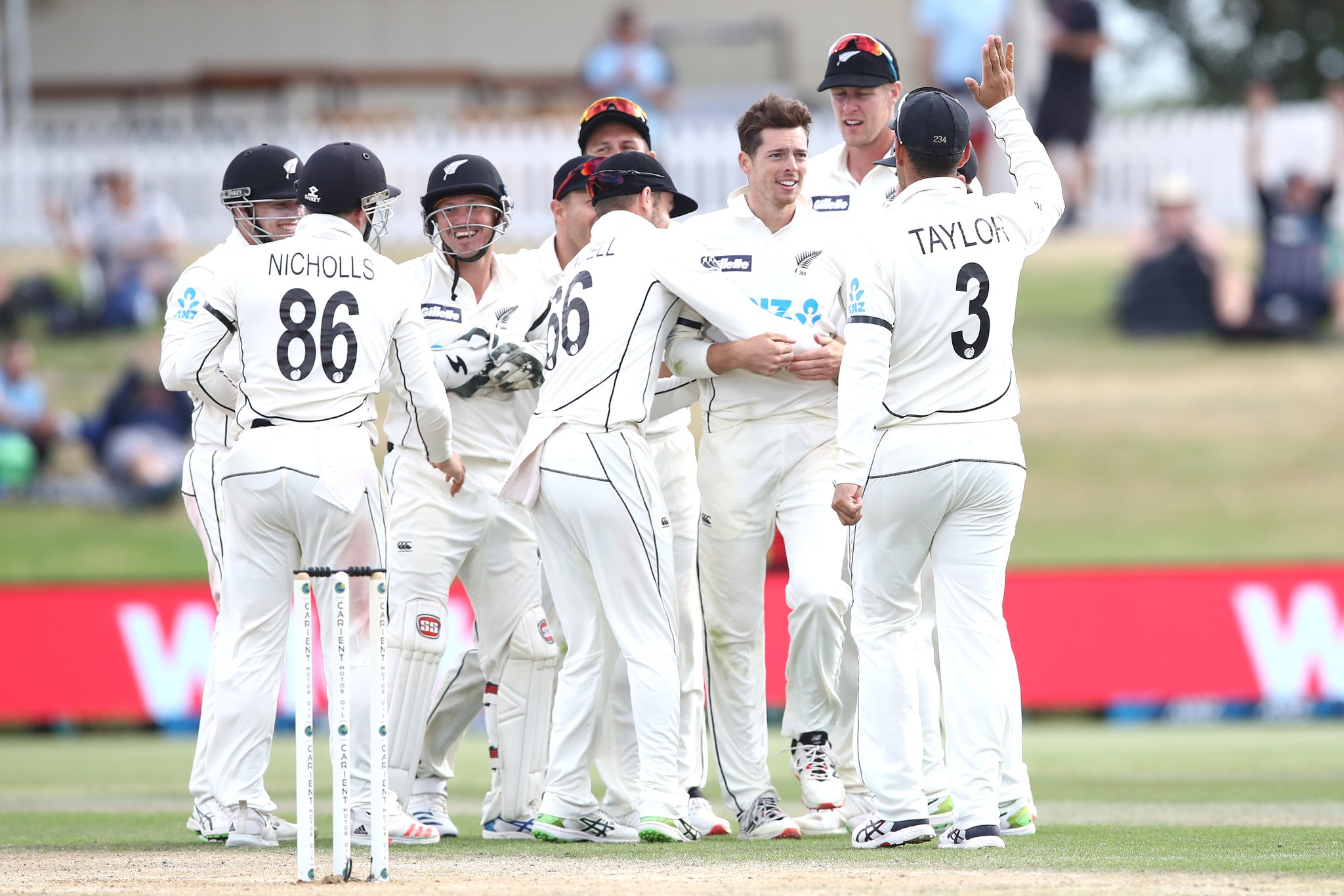 CA cancelling the South Africa Tour helped New Zealand qualify for the WTC Finals