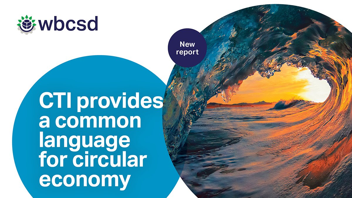 How to prepare a #circulareconomy assessment in your organisation? @wbcsd launched this week Circular Transition Indicators framework 2.0. Includes #water circularity indicators to measure progress in lowering freshwater demand and ensuring availability for all 💙#watersecurity