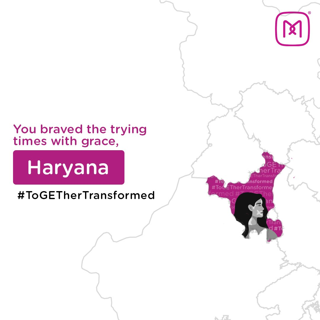 Replying to @TeamSriyan: RT @MeerFoundation: A mighty salute to our acid attack survivors from Haryana. Their mettle & valour is inspiring. #MeerFoundation is happy to enable change in their lives. We continue the fight #ToGETherTransformed & rehabilitate acid at…