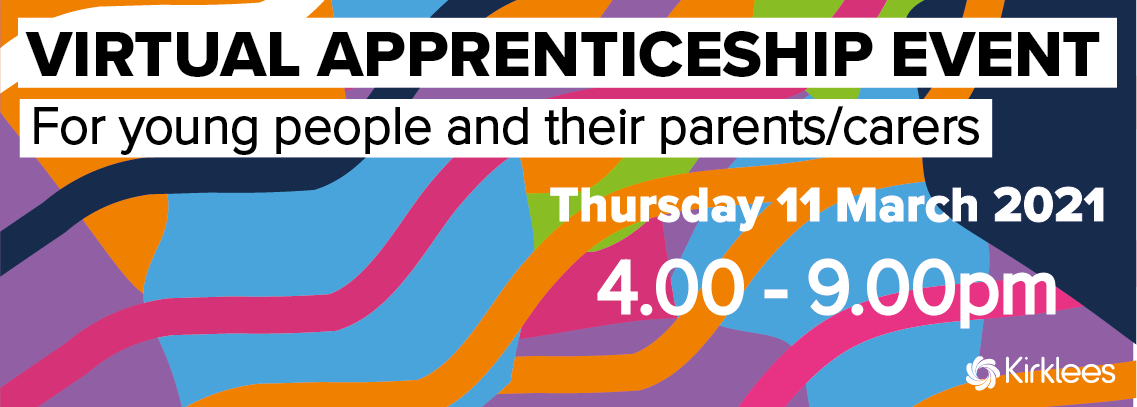 Have you registered your place at @ckcareers1's virtual apprenticeship event yet?  You will be able to attend a range of presentations, discuss future options, visit 'virtual stands' and much, much more!  ✨This event is not one to be missed!✨ 📌 https://t.co/PDMxRd3Bfj