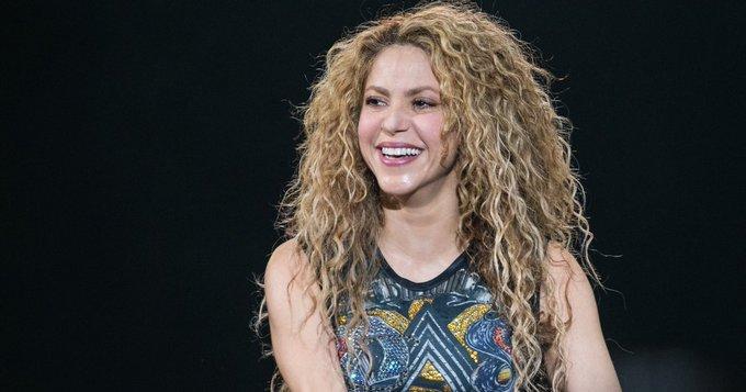 Happy birthday to Gerard Pique and his partner Shakira!