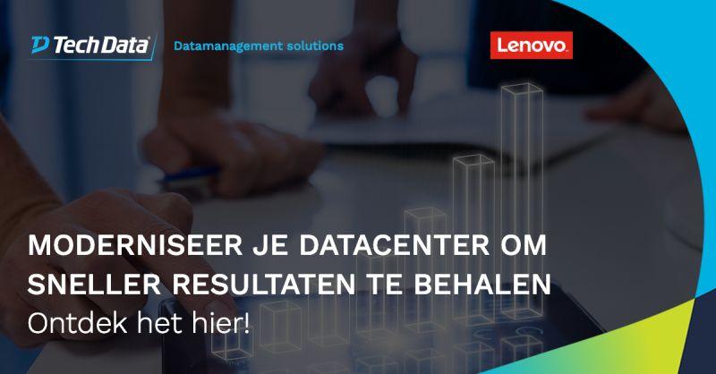 Tech Data biedt met Lenovo uitstekende…