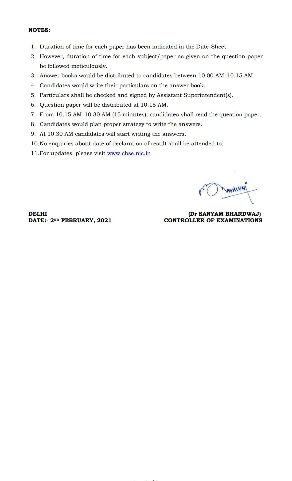 CBSE Board Exams 2021: Education Minister Ramesh Nishank Pokhriyal on Tuesday announced date sheet for CBSE Classes 10 and 12.