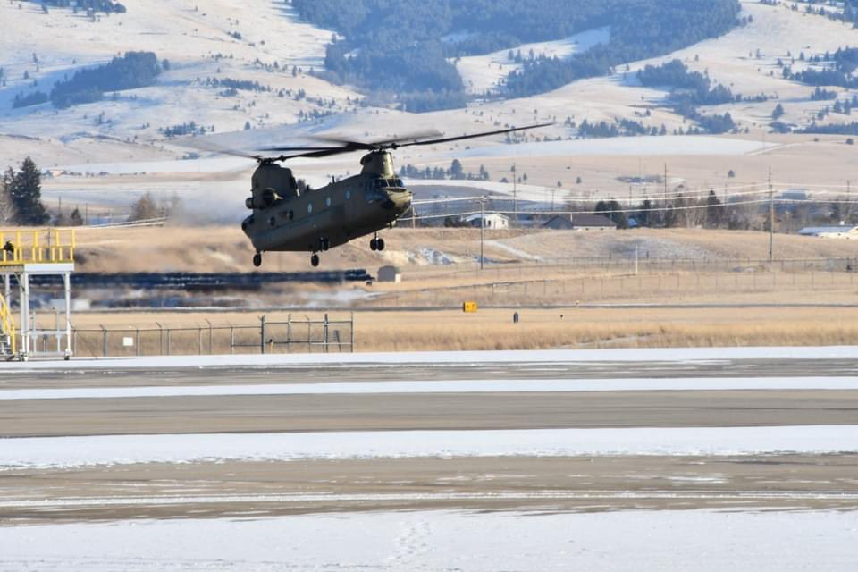 Thank you 1st Sgt. Barry Spady for more than 33 years of service! Last Friday 1st Sgt. Barry Spady had his final flight in an Army helicopter, with a career total of 4,046.3 flight hours Friday, we said goodbye to 1st Sgt. Spady and wish him the best on his retirement.