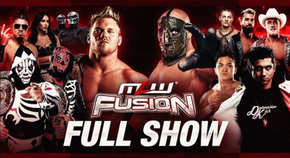 MLW Fusion Live Ongoing Coverage